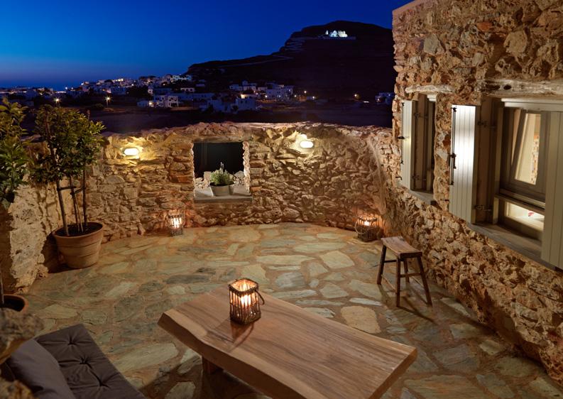 Dise o interior en piedra a interiorismo for Jardines con piedras y madera