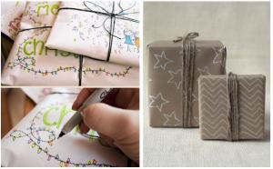 diseño regalo navidad