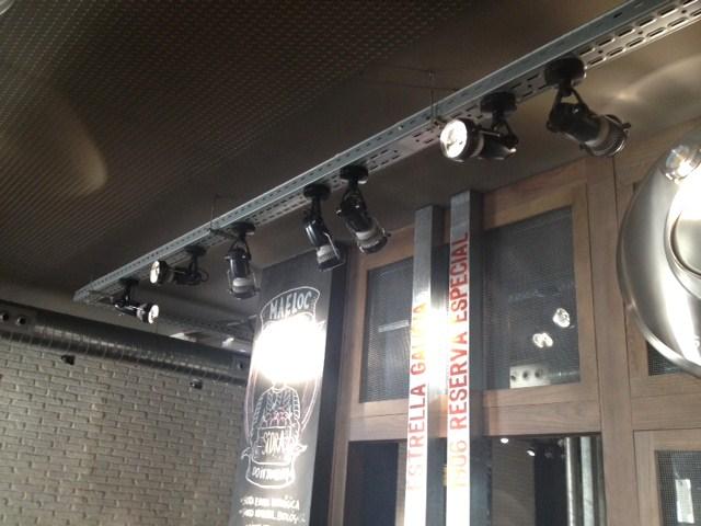 Bandeja de proyectores