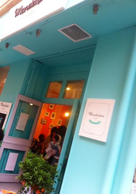fachada de color