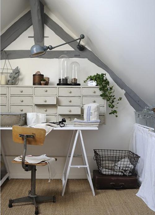 escritorios, mesas de trabajo, diseño de espacio de trabajo