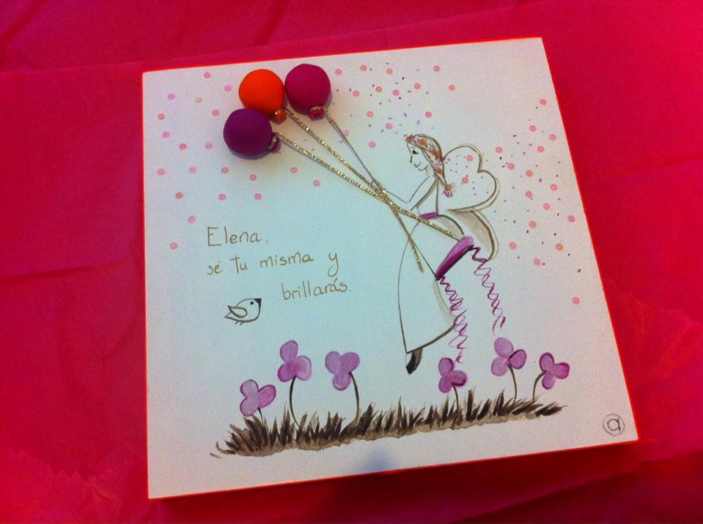 regalo personalizado para Elena