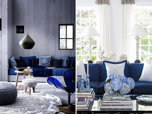 azul klein moderno clasico