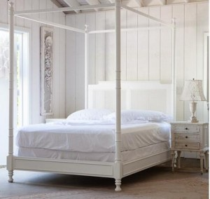 Hataway Canopy Bed