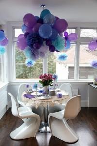 decoracion-pompones-papel