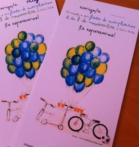 tarjetas especiales diseño Ainteriorismo