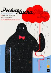 cartel PechaKuchaNight