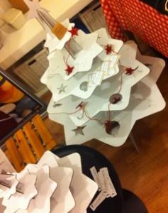 Mercadillo Mandarina Garden en Navidad