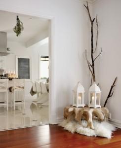 Blanca Navidad Elegante