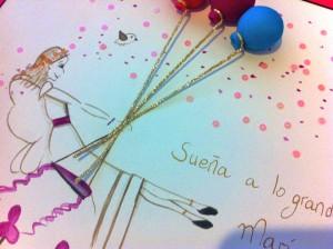 regalo personalizado SoSweet Art con globos